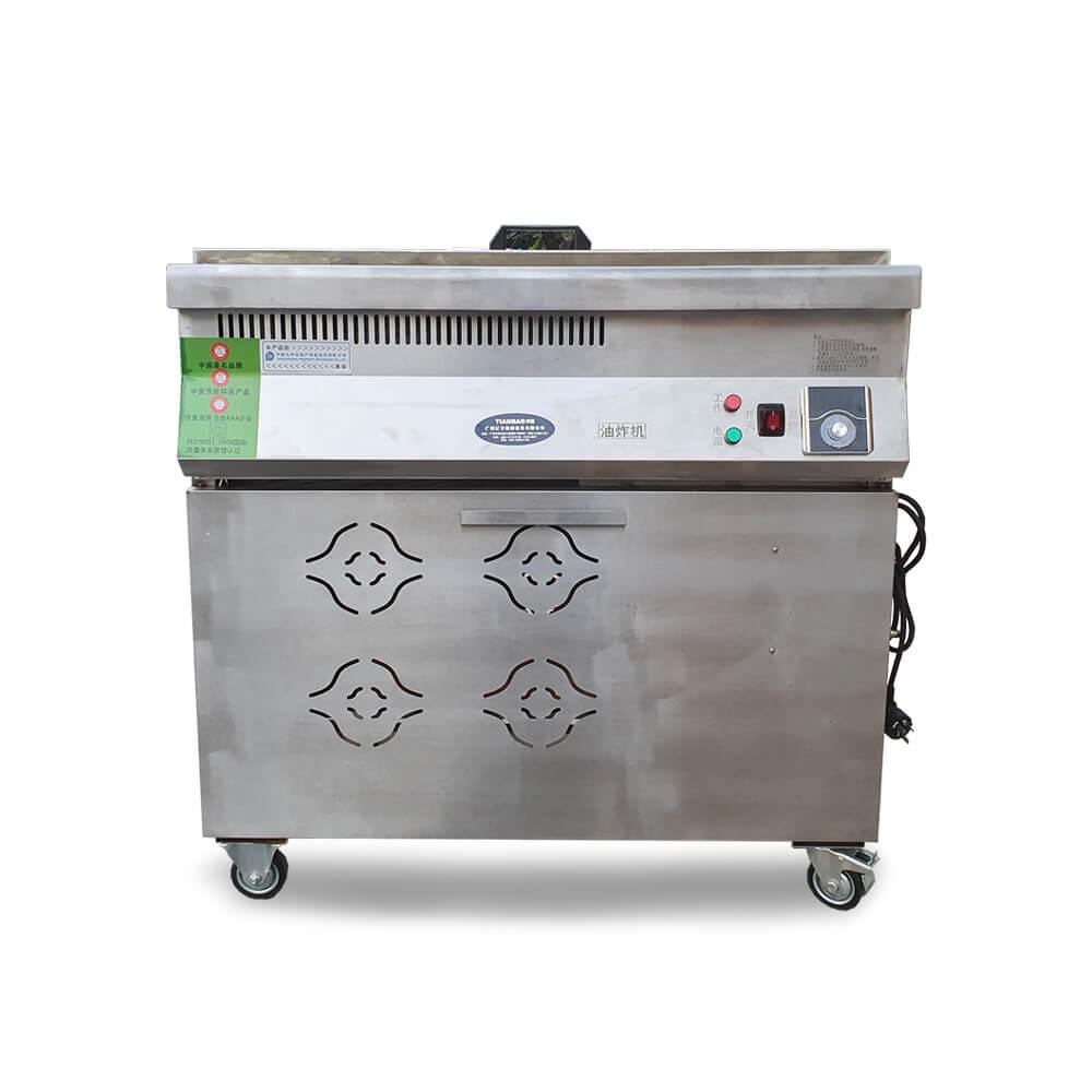 Bếp Chiên Tách Dầu 35L Dùng Điện - Thiết Bị Chế Biến Thực Phẩm HOKI